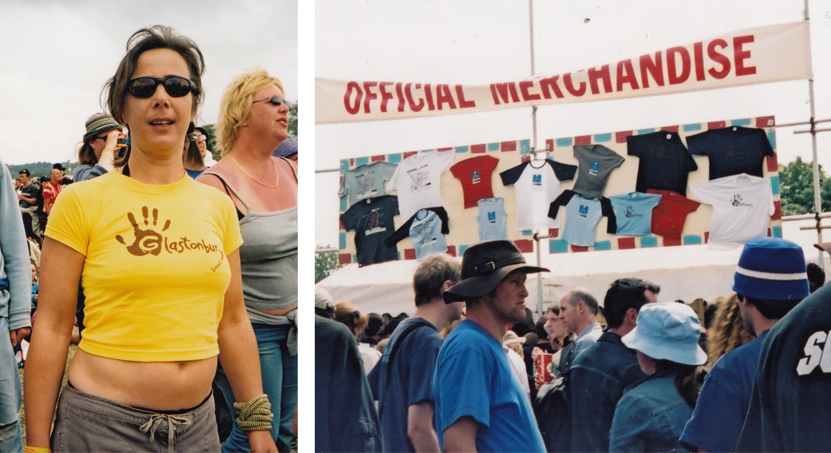 Glastonbury 2002 designs
