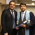 Dr Parag Sancheti was awarded Fellowship without Examination from the Royal College of Surgeons of Edinburgh