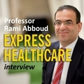Express Healthcare, India - Interview with Professor Abboud