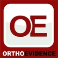 Research appraised by OrthoEvidence (OE)