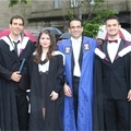 Science without Borders students graduate
