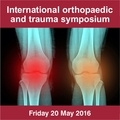 MCh (Orth) presentations at Orthopaedic Symposium