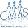 CMAS National Accreditation 2017 for IMAR Gait Lab