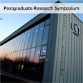 Postgraduate Research Student Symposium 2017