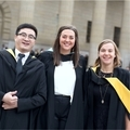 2017 Winter Graduates at the TORT Centre