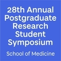 Postgraduate Research Student Symposium, 2018