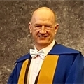 Honorary Degree for Dr James Robson, MBE