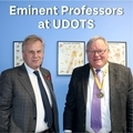 Eminent Professors lecture at UDOTS