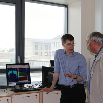 IMAR Contributing to Clinical Research Centre (CRC) Public Open Day