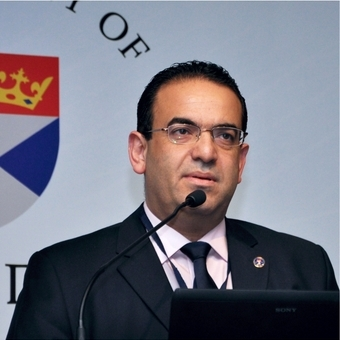 Professor Abboud invited to speak at IOACON 2015