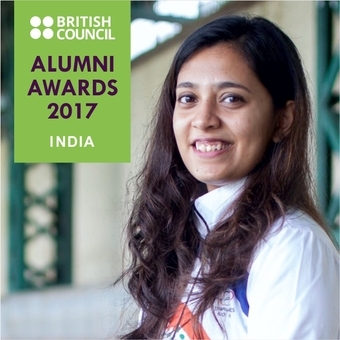 British Council Alumni Awards 2017 Finalist