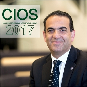 Professor Abboud keynote speaker at CIOS 2017