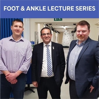 TORT Welcomes Foot & Ankle Specialists