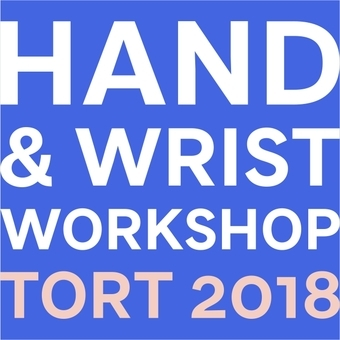 Cadaveric hand and wrist workshop, 2018