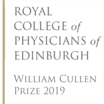 Clinician nominated for Cullen Awards, 2019